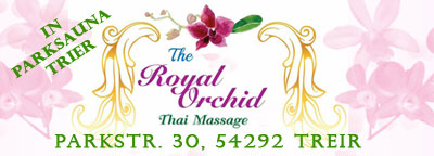Royal Orchid Thaimassage Trier